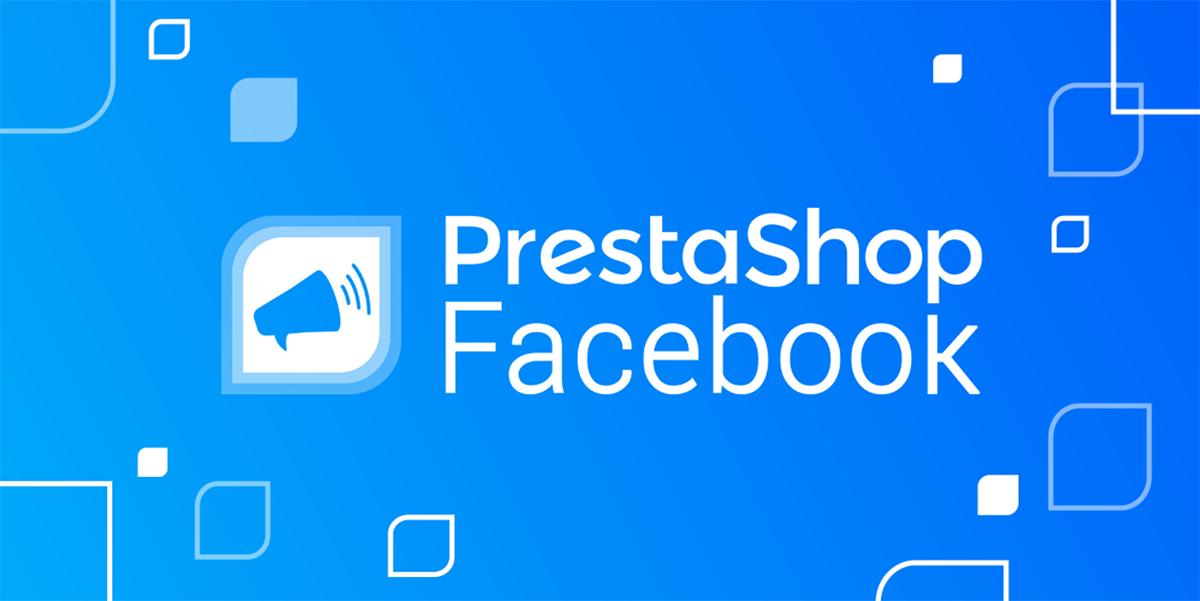 Novo: Prestashop Facebook