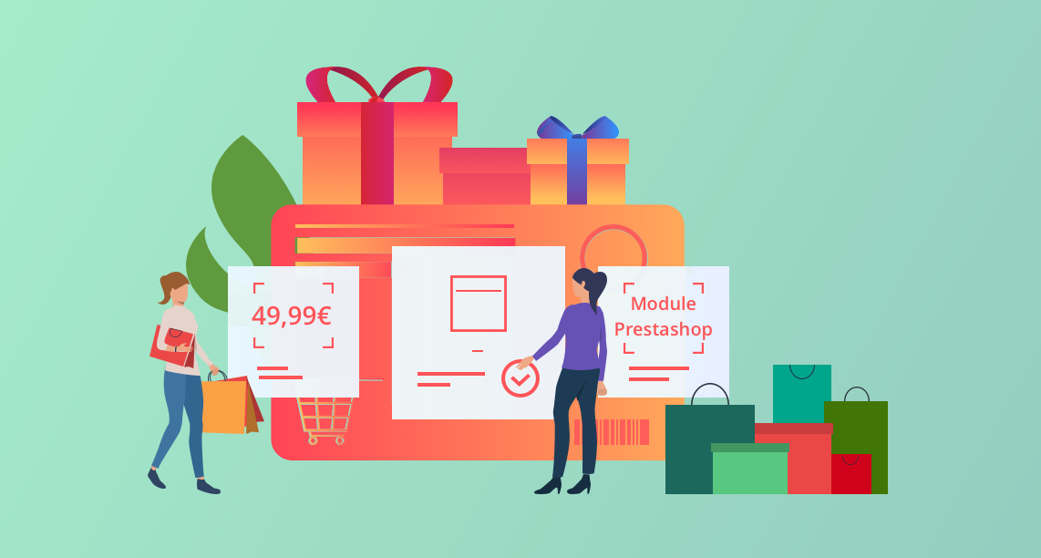 The PrestaShop Addons Christmas game